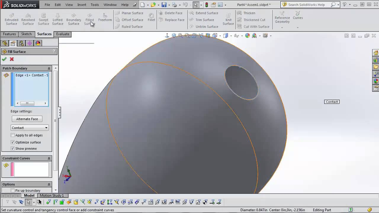 Solidworks how to find assembly interior volumes using surfaces solidworks how to find assembly interior volumes using surfaces ccuart Image collections