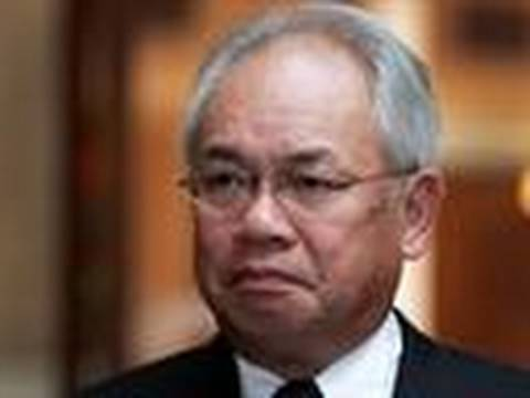 Bank of Thailand's Bandid Says Economic Risks `Reduced'