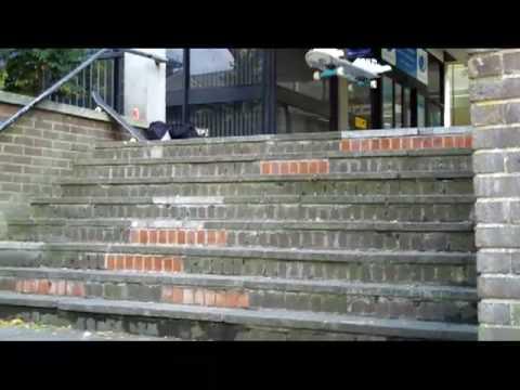 James Alston 8 Stair Ollie