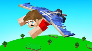 5 NEW Ways To TRAVEL In Minecraft!