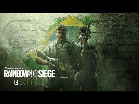 Operation Skull Rain Presentation & Gameplay - Rainbow Six Siege