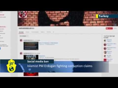 Turkey Free Speech Fears: International authors call for end to Turkish Twitter and YouTube bans