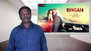 Bogan Movie Review – Jayam Ravi, Arvind Swami – Tamil Talkies