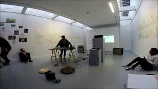 Aki Onda Live @ LODGERS M HKA Audiomer. Air Antwerp