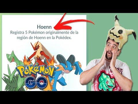 ¡NUEVA ACTUALIZACIÓN INTRODUCEN la MEDALLA de la 3 GENERACIÓN HOENN y más en Pokémon GO! [Keibron]