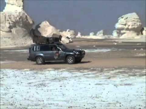 White Desert  Sahara 22 08 2012 Drumuri Africane 2012