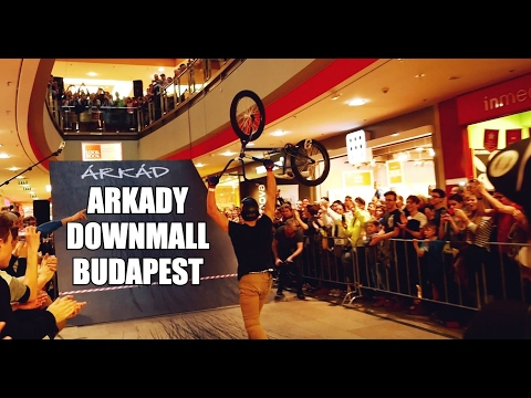 BUDAPEST Arkady Downmall Trip !!!