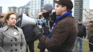 Народ освистал Единую Россию 13 ноября 2011