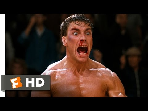 Bloodsport 99 Movie   Matte! Victory! 1988 HD