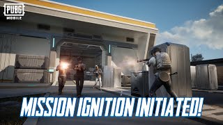 PUBG MOBILE | MISSION IGNITION: Jump Into the Action Now!