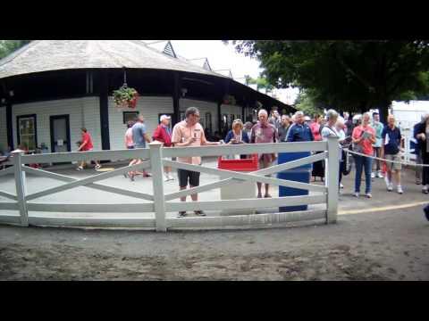 Saratoga Race Track, Saratoga Springs, NY