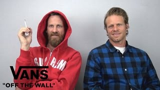 Anthony Van Engelen and Jason Dill Go to Jail | Classic Tales | VANS