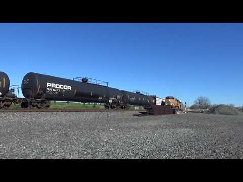 A Day of Extreme Railfanning at Elvas Junction Sacramento, CA: Endless Freights, meets, & more!