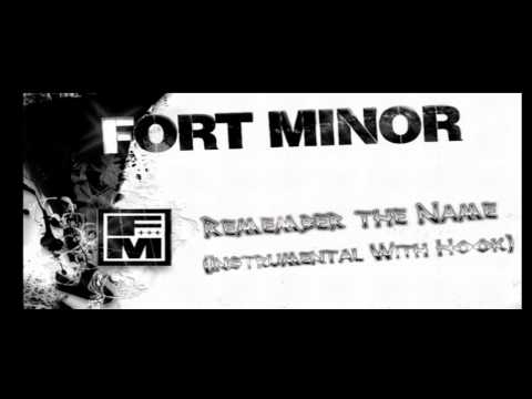 Fort Minor  Remember The name Instrumental With Hook
