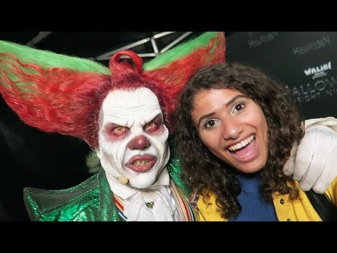 Eddie the Clown has a message for his international fans in Europa-Park! | #2 Jessica's Shortclips
