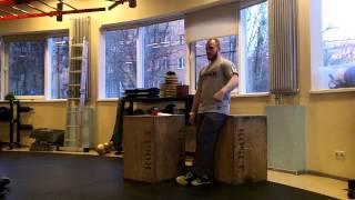 Цикл подготовки к соревнованиям по кроссфиту (Смирнов Александр SuppleFit)