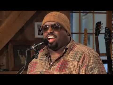Cee Lo Green -- Fuck You [Live from Daryl