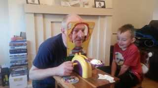 Pieface infamous game between grandpa and grandson