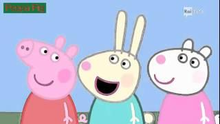 Peppa Pig S04e10 Il pancione Nuovi episodi 2014