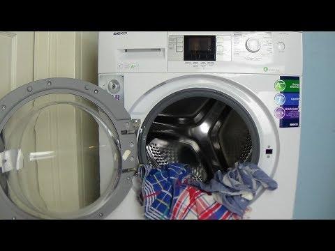 Rinse program, Beko WMB 71443 LA, Washing machine - rincage, example, lavadora movie #83 4bq