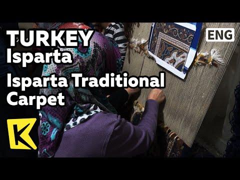 【K】Turkey Travel-Isparta[터키 여행-이스파르타]전통 카펫의 정교함/Carpet/Museum/Nomadic tribe/Workshop