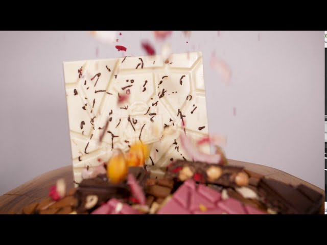 Der KERN-Schmelze Schokokonfigurator - eigene Schokolade erstellen