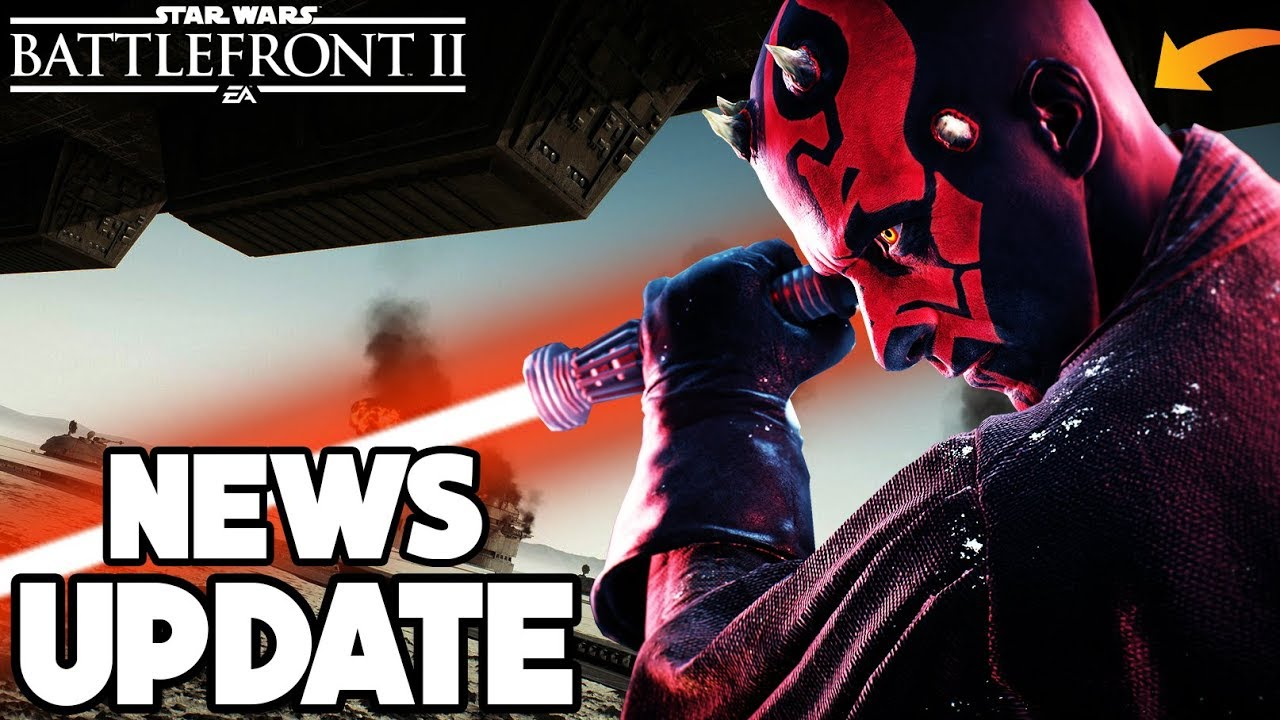 Hero Update Maul Grievous Buff Officer Nerf Bossk Changes And More Star Wars Battlefront 2