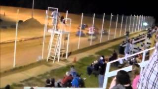Southern Vintage Racing Association Feature Race 5/23/15 Northwest Florida Speedway