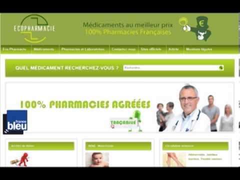 Eco pharmacie : Comparateur des prix des médicaments des pharmacies