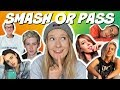 SMASH OR PASS: LGBT YOUTUBERS EDITION *even MORE scandalous*