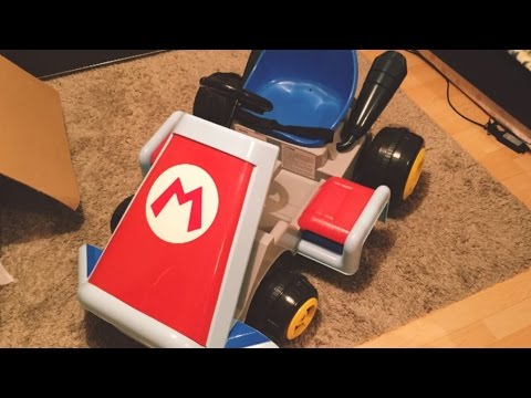 Mario Kart Electric Car Ride On Toy