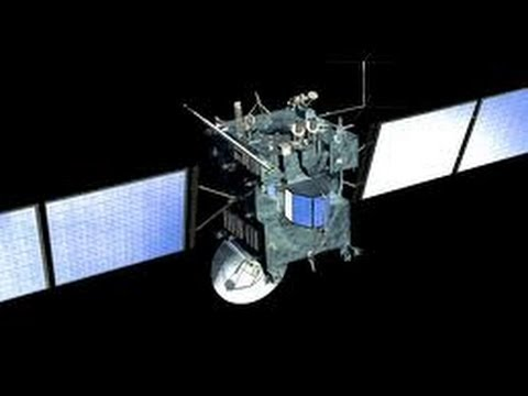 Space Probe Following Comet Calls Home