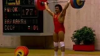 Urik Vardanian 1980 Olympics