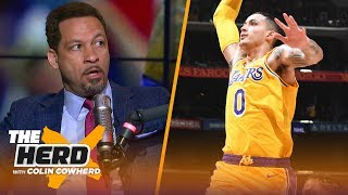Chris Broussard on if Kyle Kuzma is Lakers