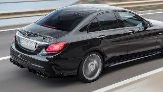 2019 Mercedes C-Class (C43 AMG) - interior Exterior and Drive