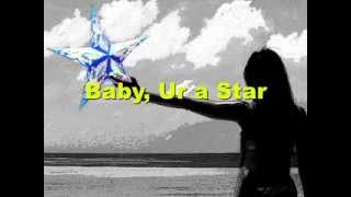 Ur a Star - Emily Jaye (Lyric Video)