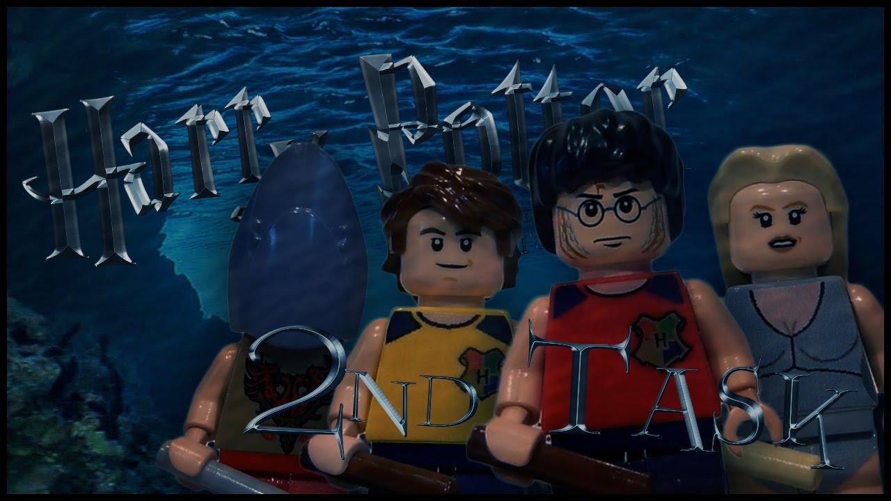 Lego 174 Harry Potter Custom Minifigures Vi Triwizard