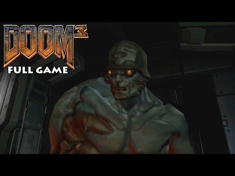 Doom 3 - Full Game Walkthrough - No Commentary