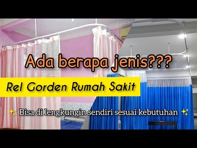 JENIS JENIS REL GORDEN RUMAH SAKIT | Rel Gorden Lengkung