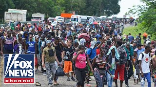 Mark Morgan: Mexico is doing exactly what they promised to stop migrant caravans