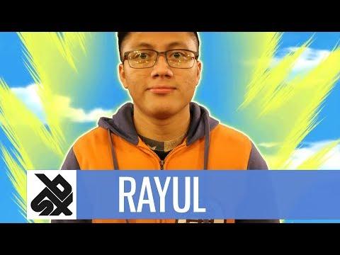 RAYUL   Super Saiyan Beatbox