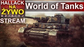 World of Tanks - gramy bez golda - da się? - Na żywo