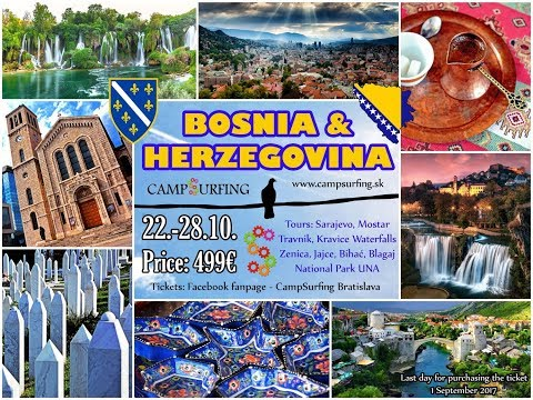 Bosnia & Herzegovina Trip Promo Video