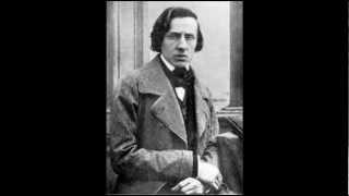 F. Chopin - Nocturne in F Minor Op.55 No.1 - Vladimir Horowitz