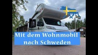 Wohnmobil-Schweden-Rundreise#5: Womo ist repariert & das Abenteuer SCHWEDEN geht weiter!