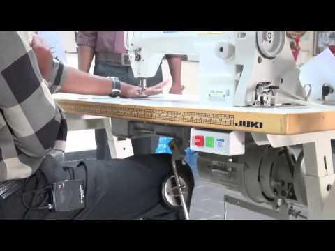 Sewing Machine Operation  by Centurion University, Odisha