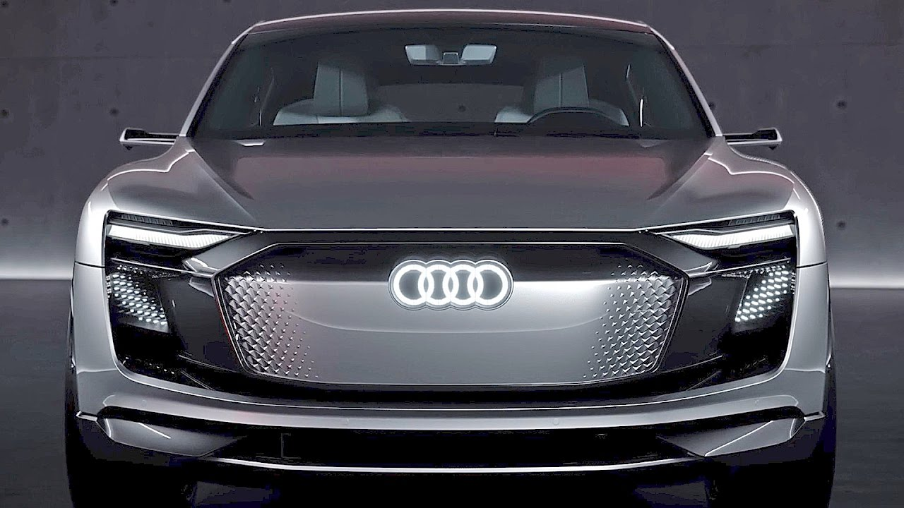 audi e tron sportback 2017 coupe suv concept youtube. Black Bedroom Furniture Sets. Home Design Ideas