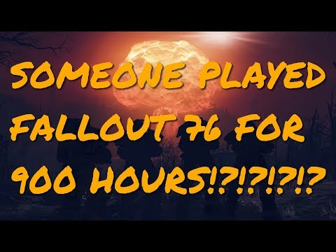 Fallout 76 Player Banned After 900 Hours For Having Too Much Ammo thumbnail
