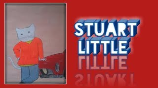 Speed Drawing : Stuart Little! A.rukhsar