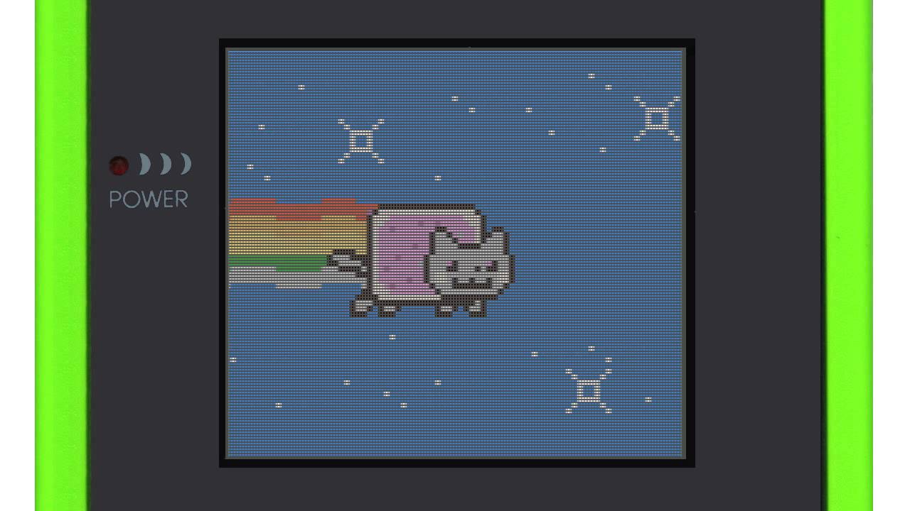 Gameboy color roms for free - Nyan Cat Real Gameboy Color Rom